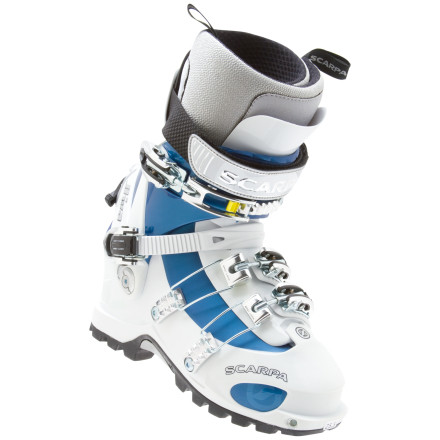 photo: Scarpa Diva alpine touring boot