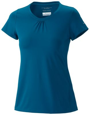 Columbia Trail Crush Short Sleeve Top