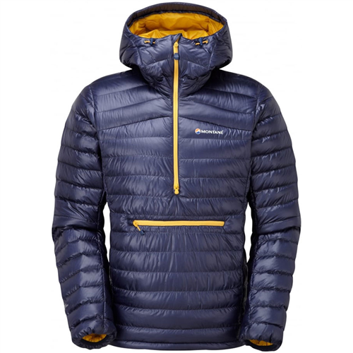 photo: Montane Featherlite Down Pro Pull-On down insulated jacket