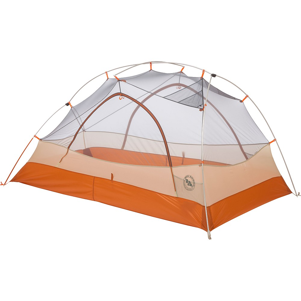 photo: Big Agnes Copper Spur UL2 three-season tent