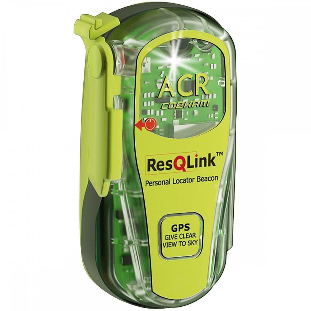 photo: ACR ResQLink locator beacon