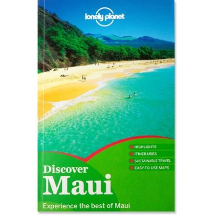photo: Lonely Planet Discover Maui us pacific states guidebook