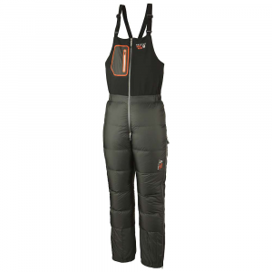 photo: Mountain Hardwear Nilas Bibs down insulated pant