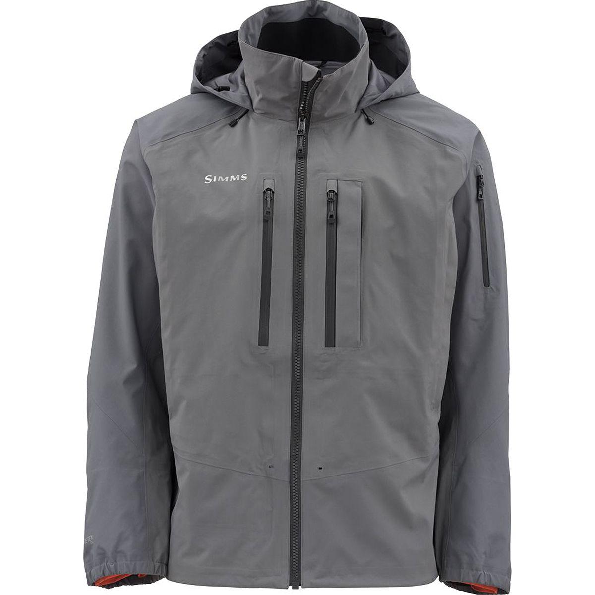 photo: Simms G4 Pro Wading Jacket waterproof jacket