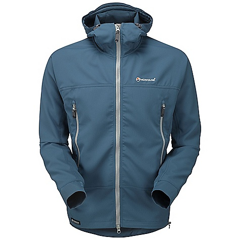 photo: Montane Men's Dyno Jacket soft shell jacket