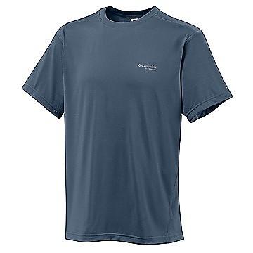 photo: Columbia Omni-Dry Mountain Tech Short Sleeve Tee short sleeve performance top
