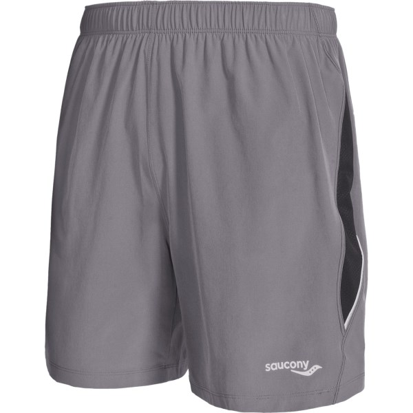 photo: Saucony Men's Run Lux Short II active short