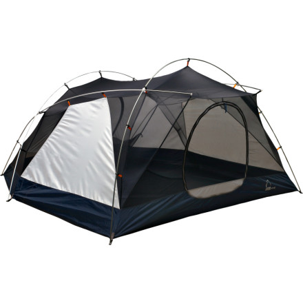photo: Sierra Designs Zeta 4 three-season tent