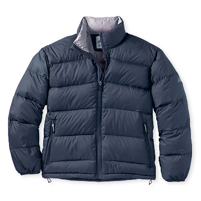 photo: EMS Men's Glacier Down Jacket down insulated jacket