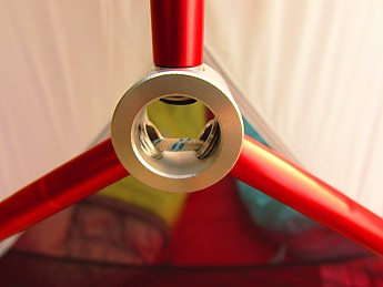 Hubbed-Pole.jpg & MSR Hubba Hubba NX 2P Reviews - Trailspace.com