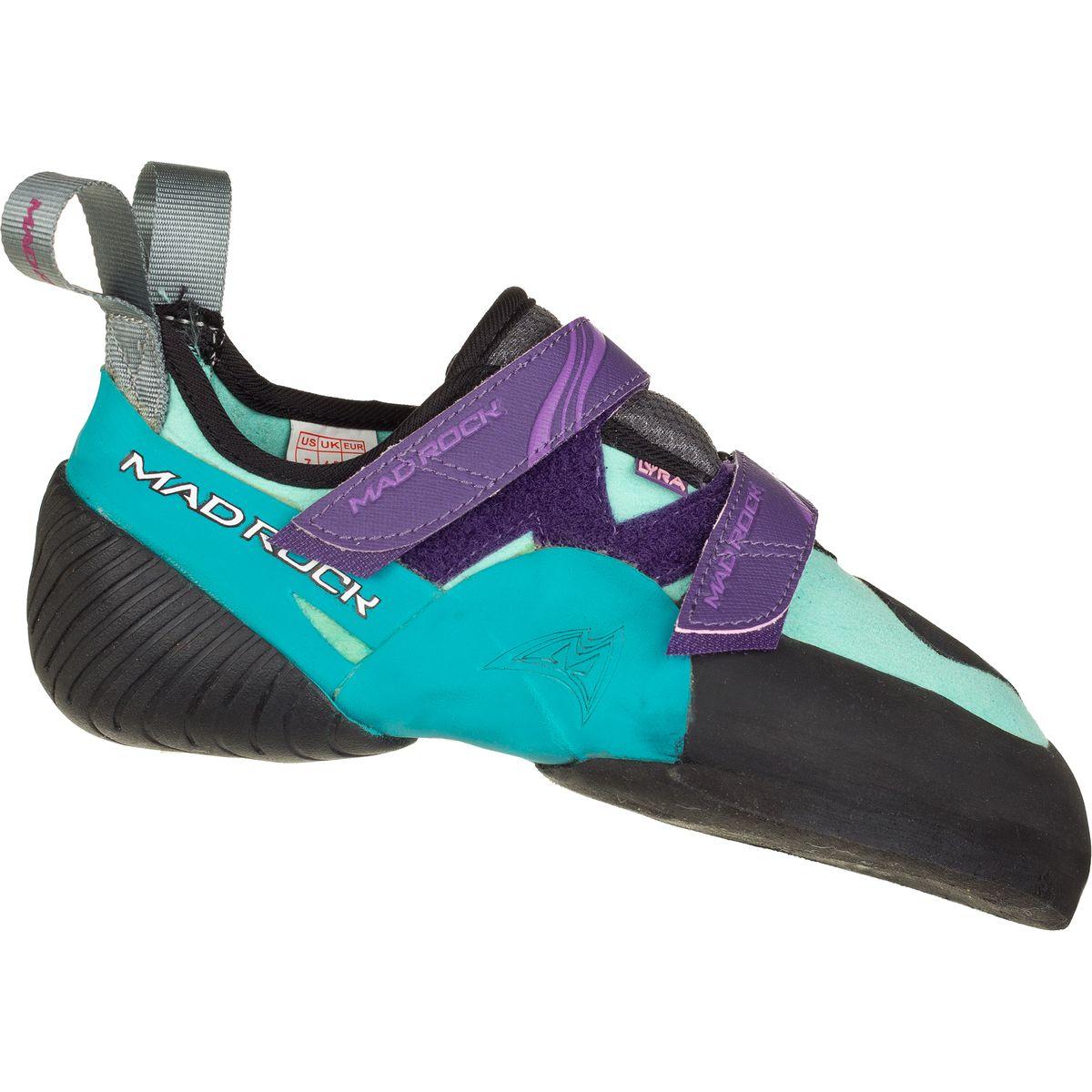 photo: Mad Rock Lyra climbing shoe