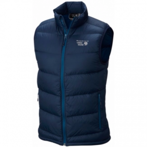 photo: Mountain Hardwear Ratio Down Vest down insulated vest
