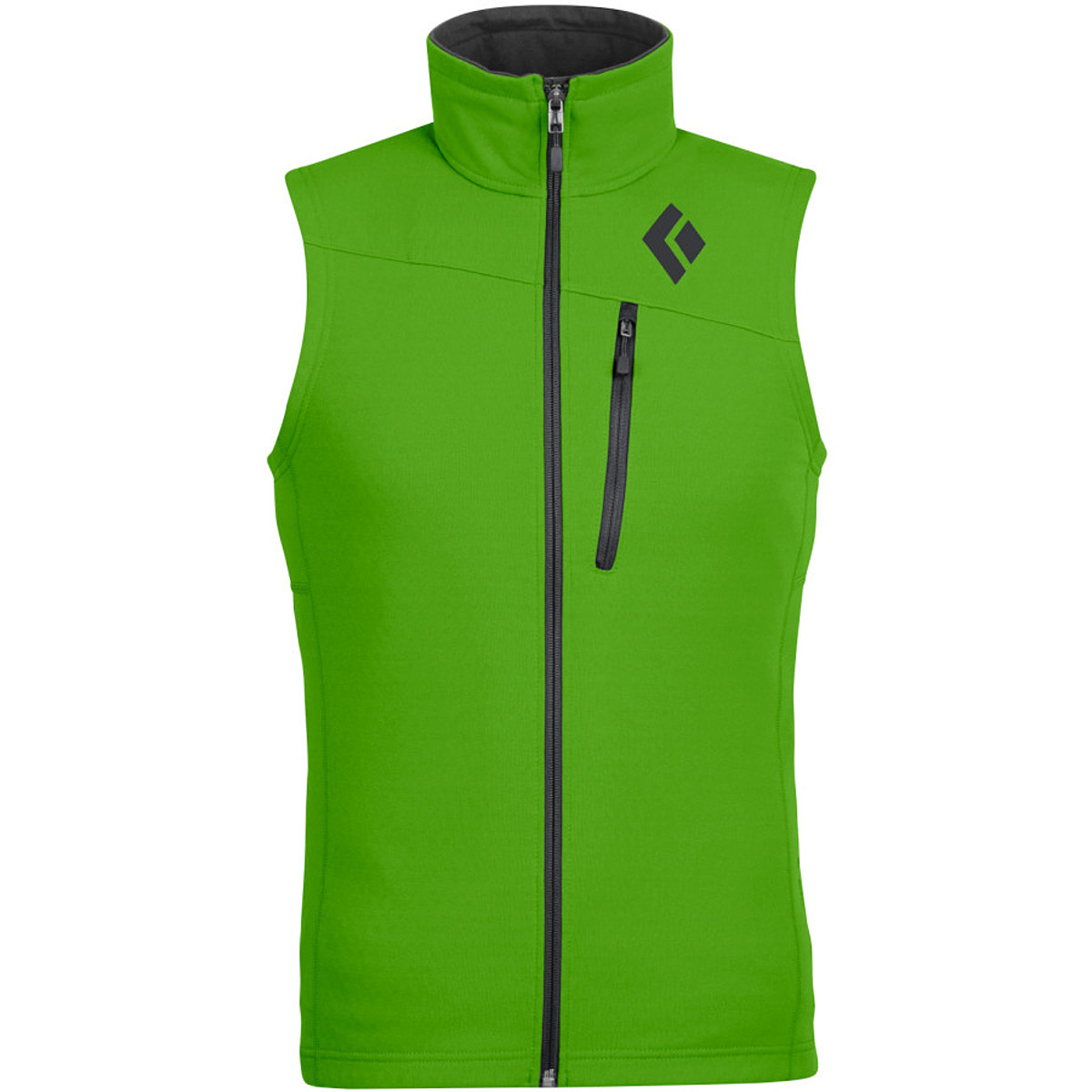 photo: Black Diamond CoEfficient Vest fleece vest