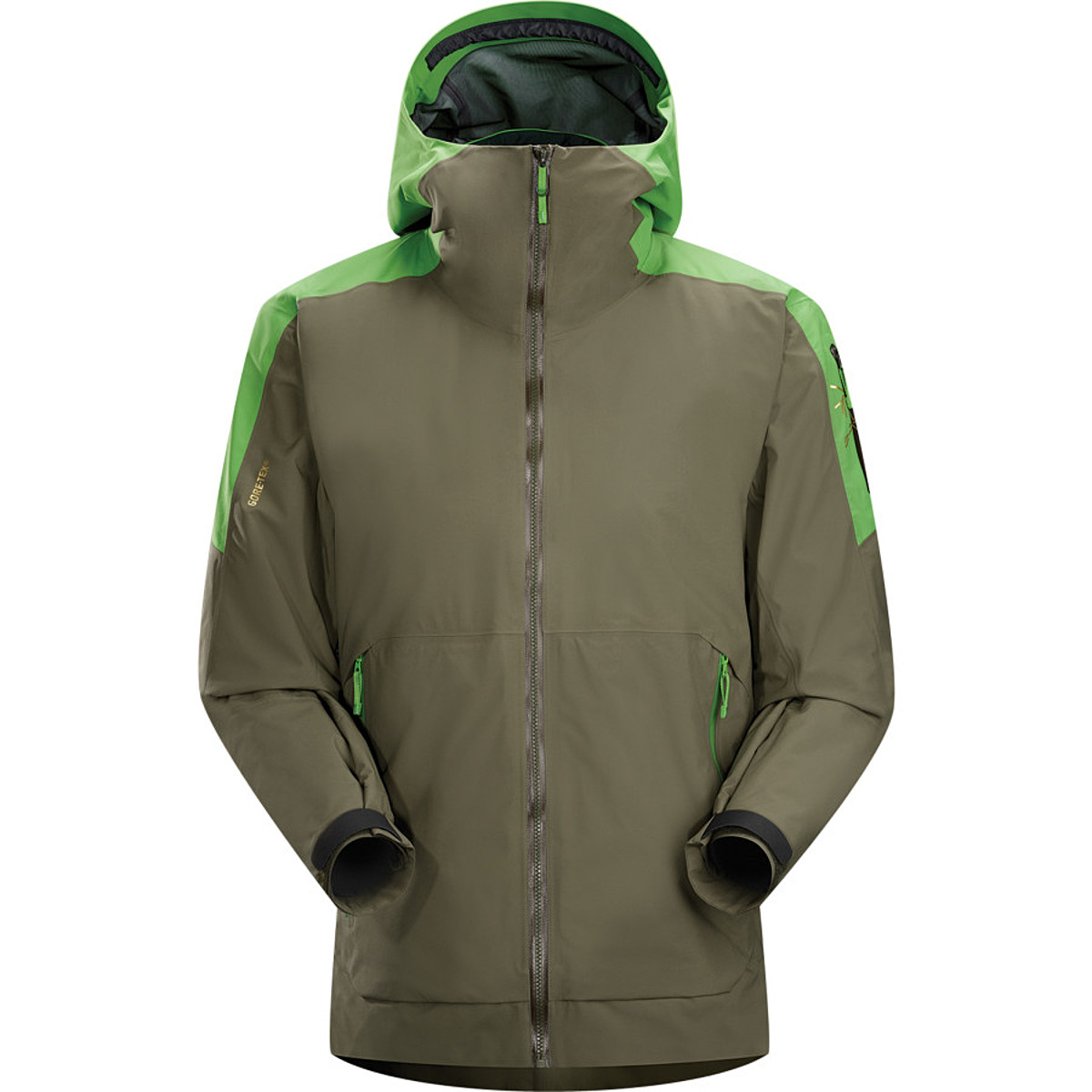 photo: Arc'teryx Keibo Jacket waterproof jacket
