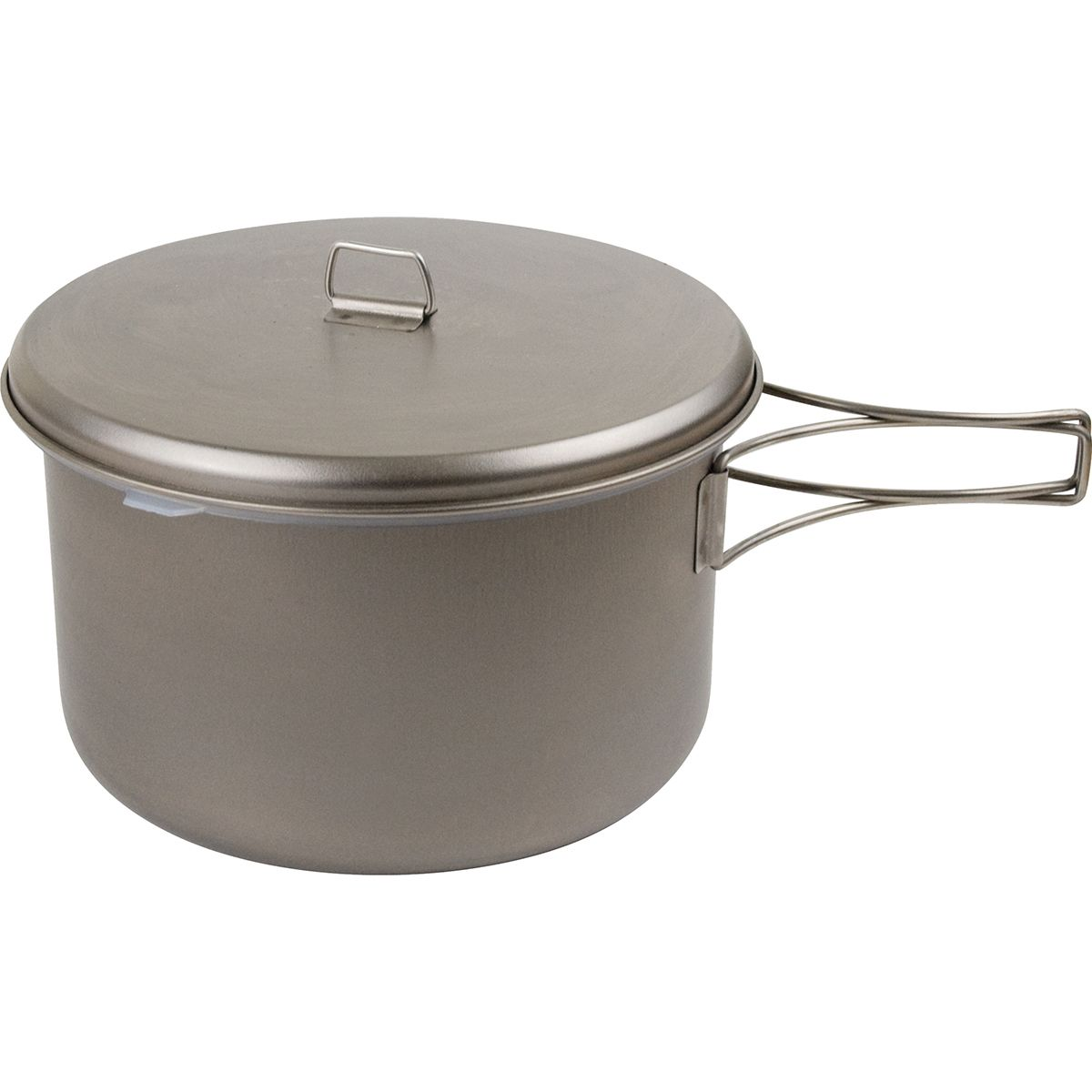 photo: Snow Peak Titanium Cook & Save pot/pan