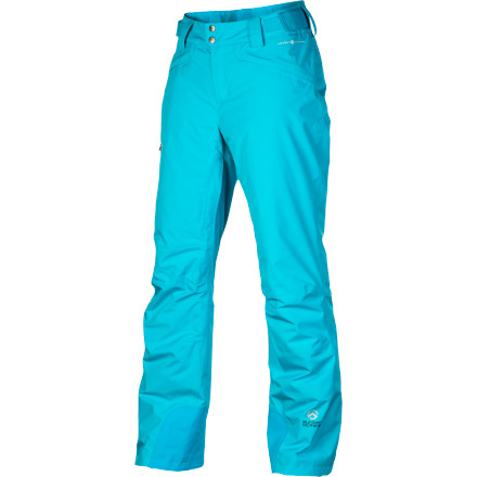 photo: The North Face Women's Kannon Insulated Pant snowsport pant