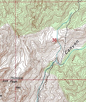 Thimble-Peak-Saddle-and-trail-NE-from-th