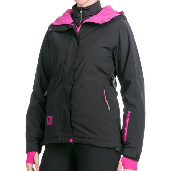 photo: Flylow Gear Dolce Vita Jacket soft shell jacket