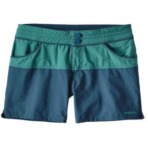 Patagonia Colorblock Stretch Wavefarer Shorts