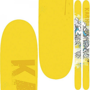 photo of a Karhu ski/snowshoe product