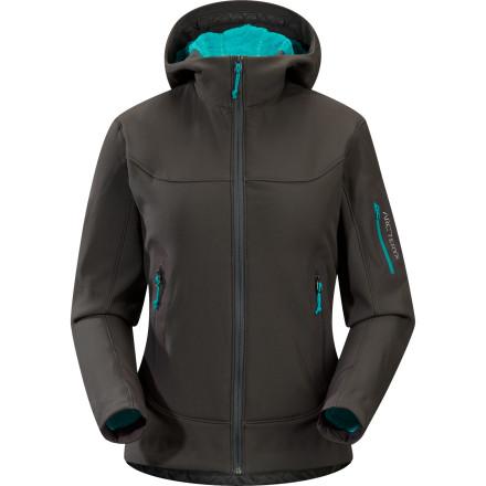 photo: Arc'teryx Women's Hyllus Hoody fleece jacket