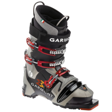 photo: Garmont Voodoo Thermo telemark boot