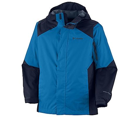 photo: Columbia Cypress Brook II Jacket waterproof jacket