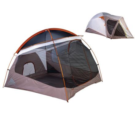 photo: Kelty Palisade 6 three-season tent