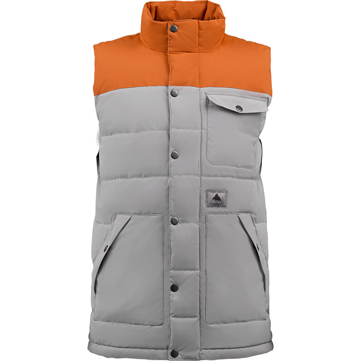 photo: Burton Heritage Down Vest down insulated vest