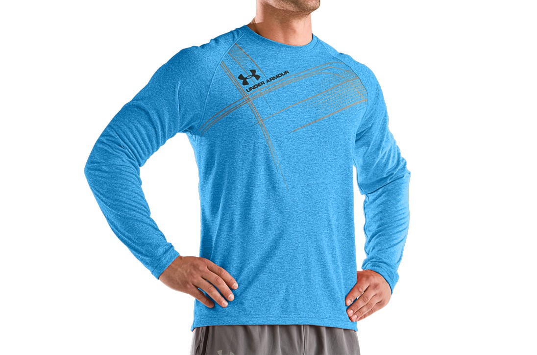 Under Armour Escape Graphic Longsleeve T Shirt