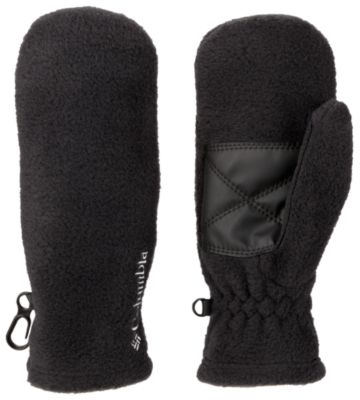 photo: Columbia Baddabing Mitten fleece glove/mitten