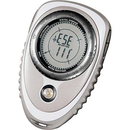 photo: Brunton Nomad V2 handheld compass