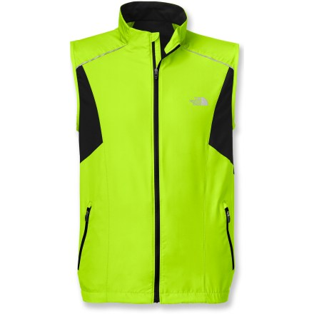 photo: The North Face Torpedo Vest wind shell vest