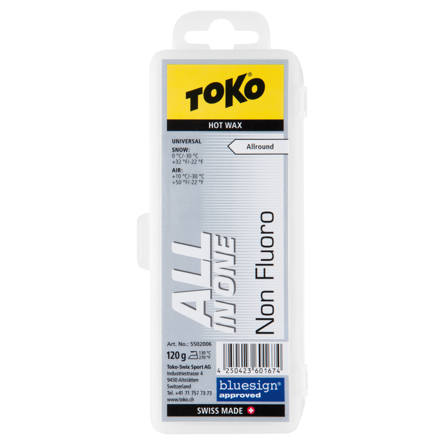 Toko All in One Hot Wax