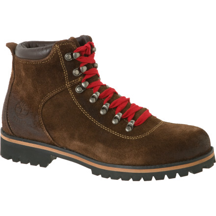 photo: Timberland Heritage Dardin Hiker hiking boot