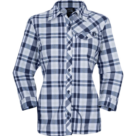 photo: The North Face Brushcut Shirt hiking shirt