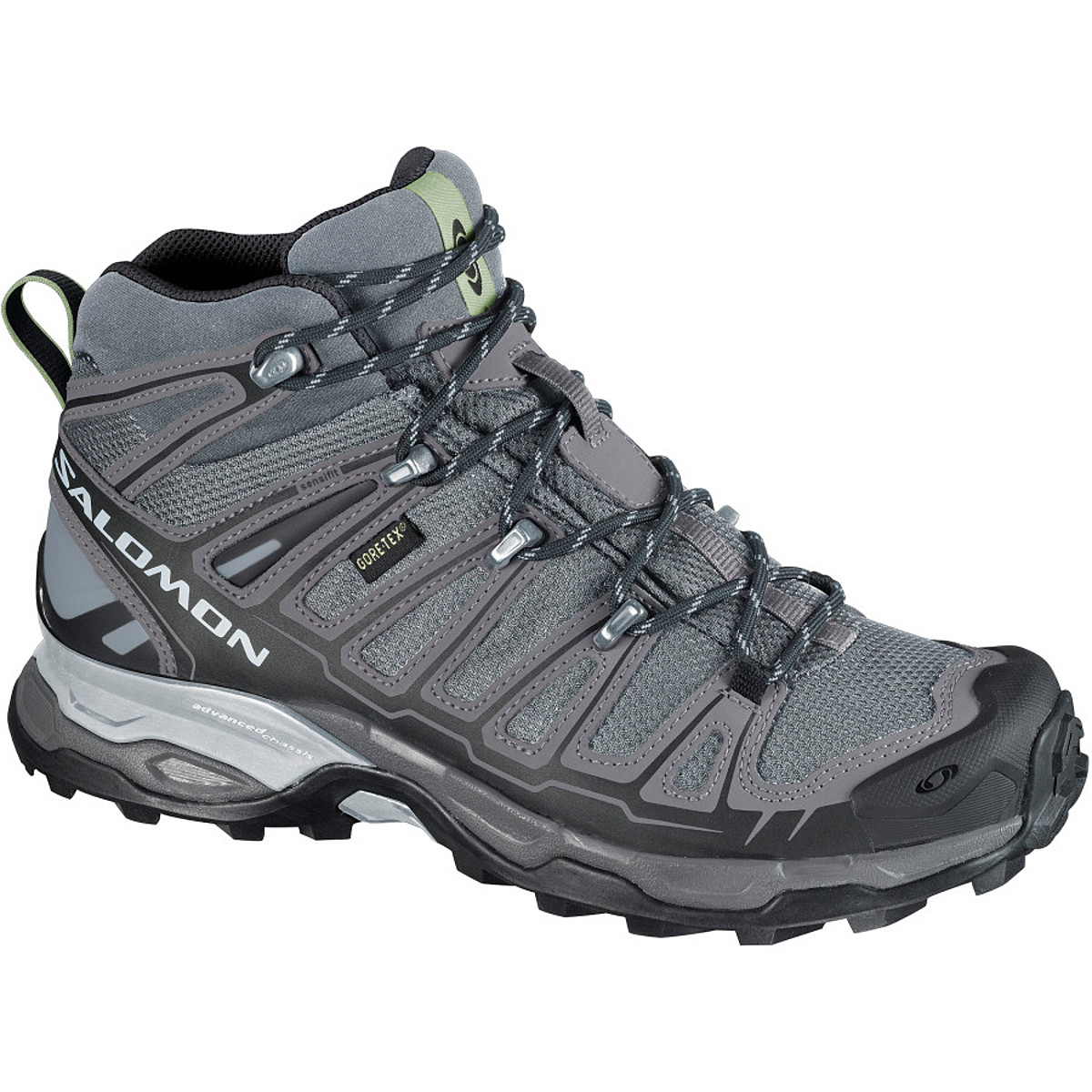 photo: Salomon Women's X Ultra GTX Mid hiking boot