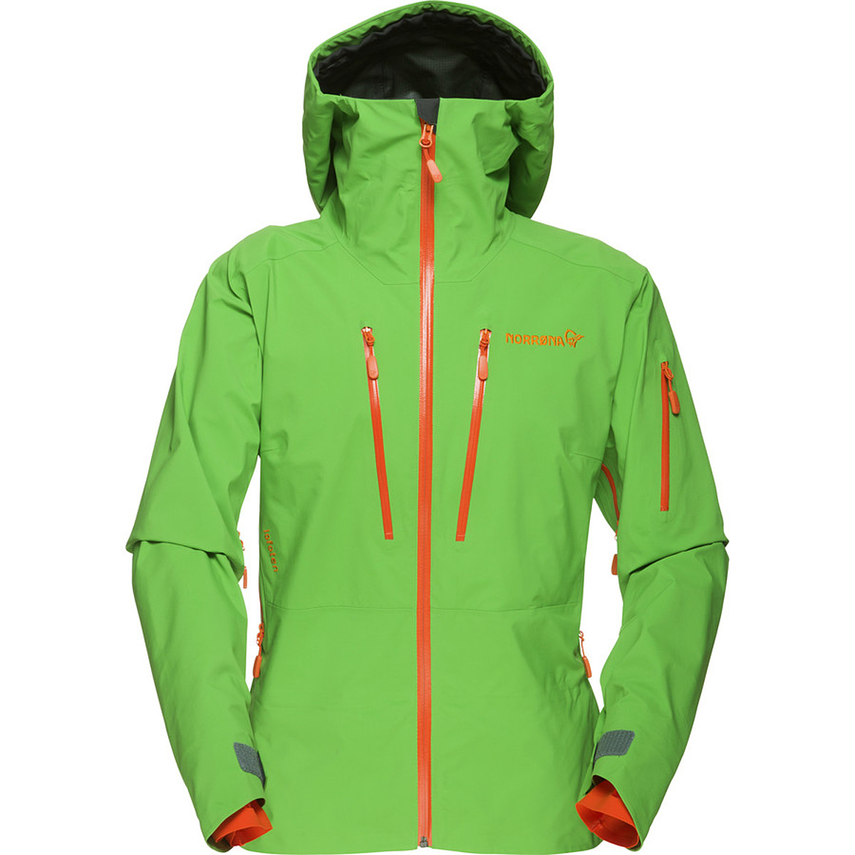 photo: Norrona Women's Lofoten Gore-Tex Pro Shell Jacket waterproof jacket