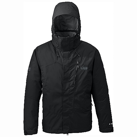 photo: Outdoor Research Igneo Shell Jacket waterproof jacket