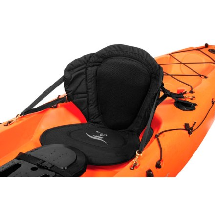 photo: Ocean Kayak Comfort Tech Seat Back seat
