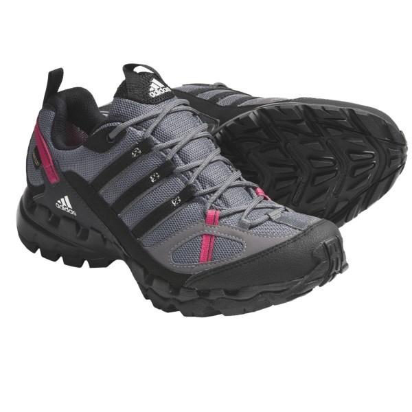 photo: Adidas Women's AX 1 Gore-Tex trail shoe