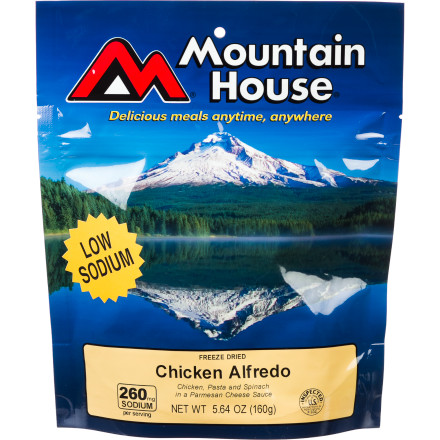 Mountain House Chicken Alfredo