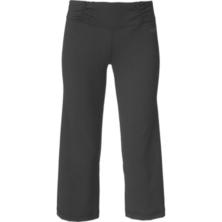 photo: The North Face Tadasana VPR Capri performance pant/tight