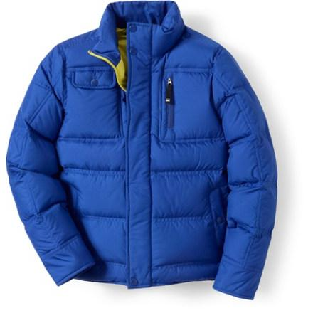 photo: REI Big Brr Down Jacket down insulated jacket