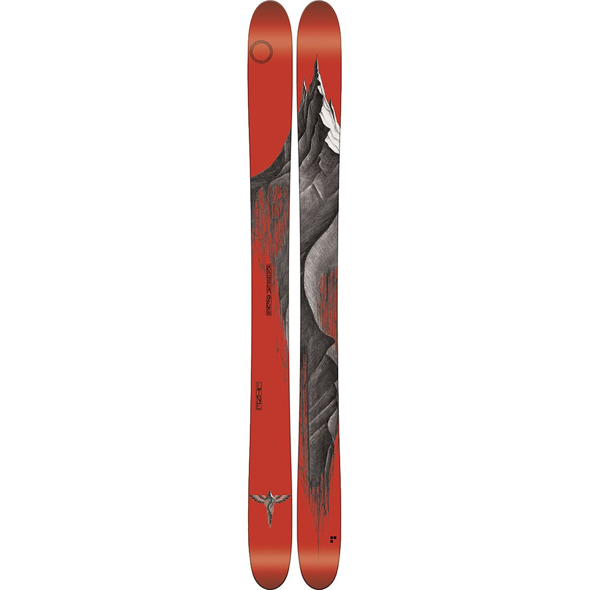 photo: Line Skis Magnum Opus Ski alpine touring/telemark ski