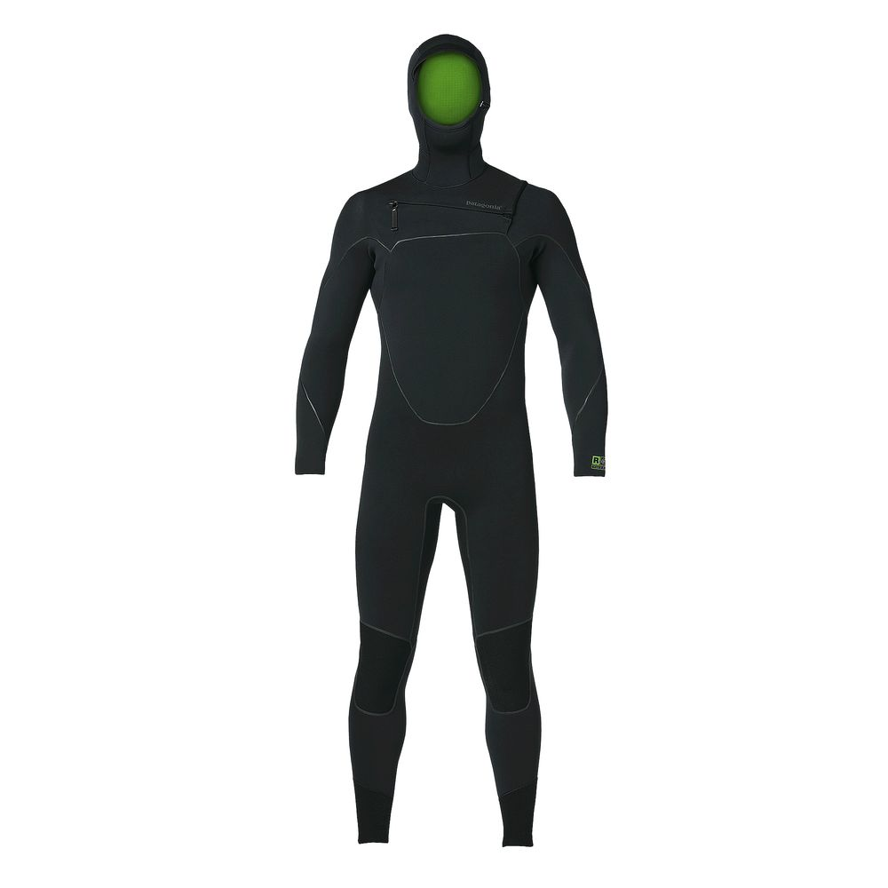 photo: Patagonia R2 Yulex Front-Zip Hooded Full Suit wet suit