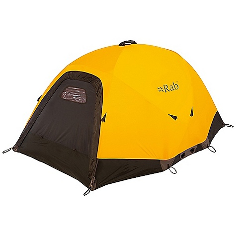 photo: Rab Latok Base Bivi four-season tent