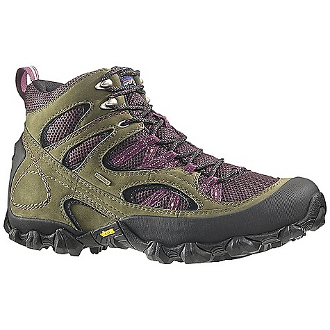 photo: Patagonia Women's Drifter A/C Mid hiking boot