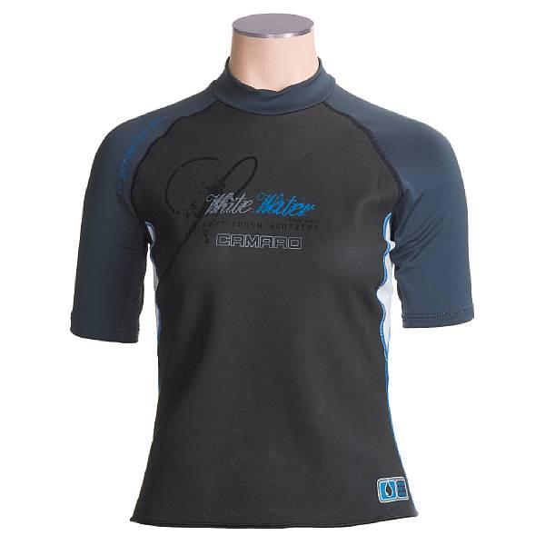 photo: Camaro Women's Open Cell Thermoguard Kayak Shirt short sleeve paddling shirt