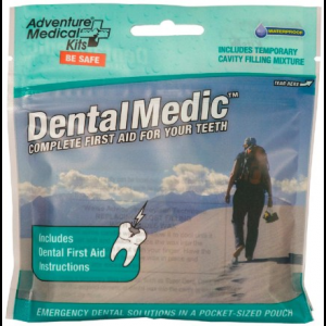 photo: Adventure Medical Kits Dental Medic first aid supply